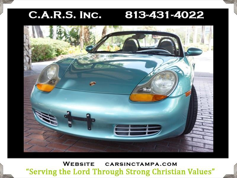 1999 Porsche Boxster Premium Tiptronic Boxster