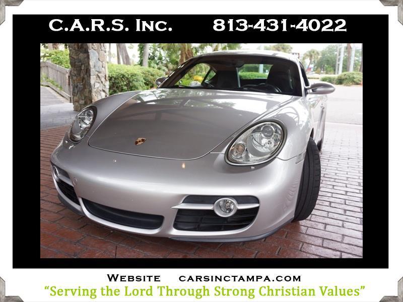 2007 Porsche Cayman Premium Coupe