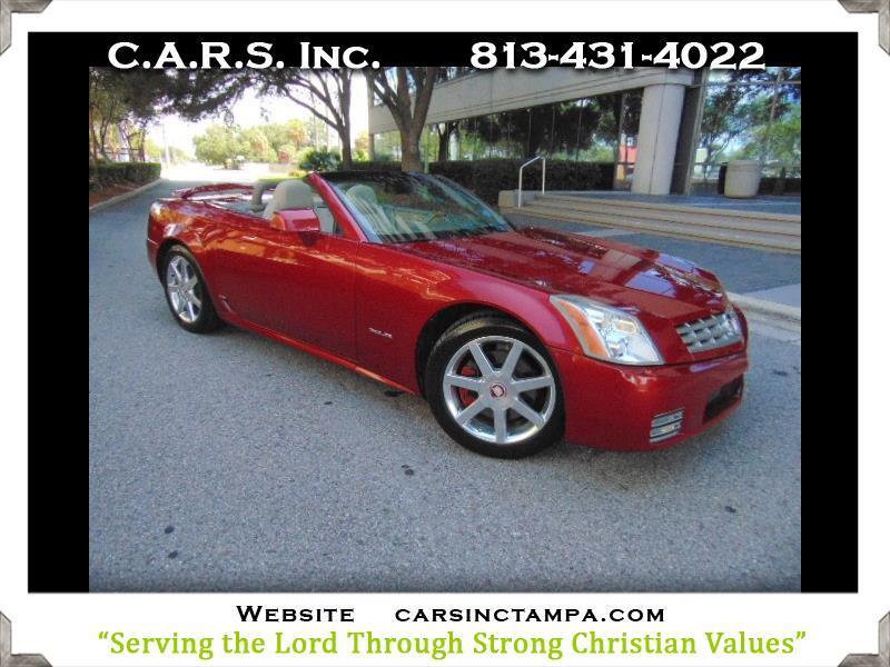 2005 Cadillac XLR OMG 27K PREMIUM XLR