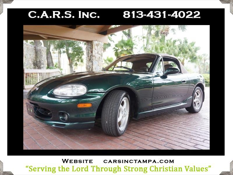 2000 Mazda MX-5 Miata Limited Edition MX5