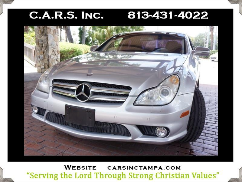 2011 Mercedes-Benz CLS-Class Premium Sport CLS550