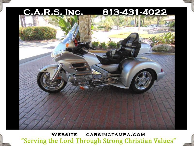 2007 Honda GL1800 Loaded GoldWing Trike