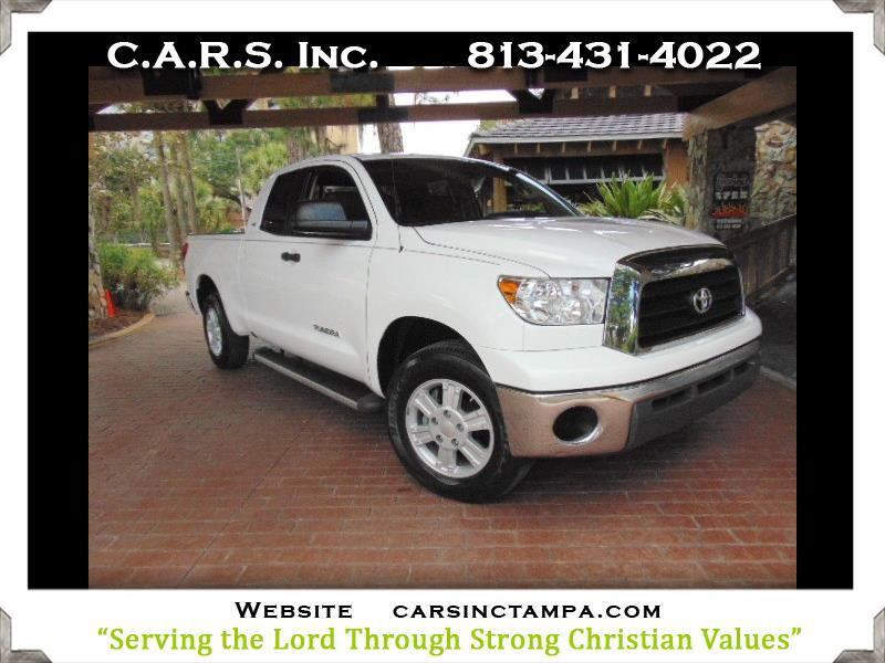 2007 Toyota Tundra Premium DoubleCab 2WD With Leather