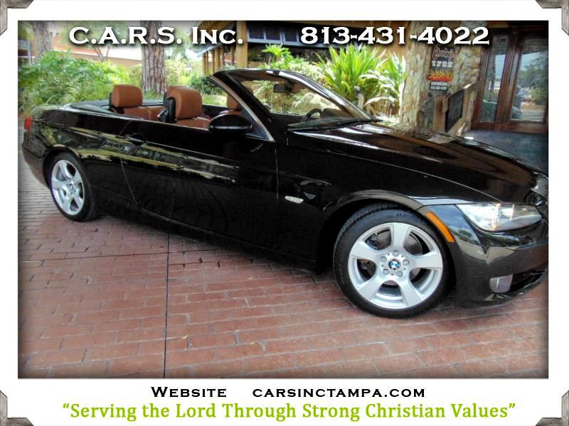 2008 BMW 3-Series Premium 328ic Hardtop Convertible