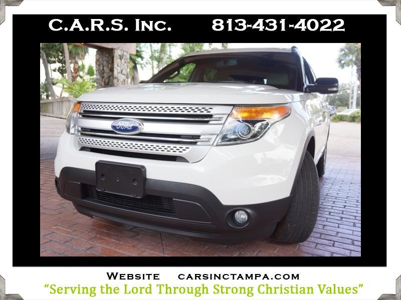 2011 Ford Explorer Premium XLT 4WD 3rd Row