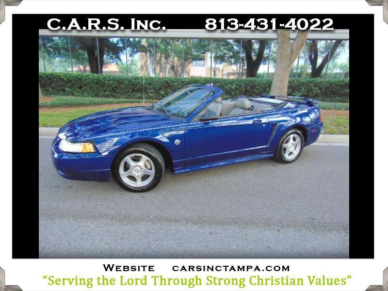 Ford Mustang Premium Convertible 2004