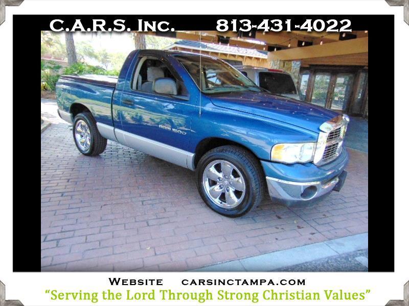 Dodge Ram 1500 Laramie Long Bed 2WD 2003