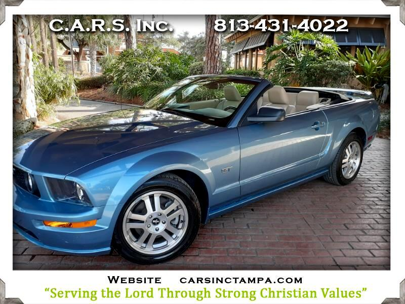 Ford Mustang GT Premium Convertible 2006