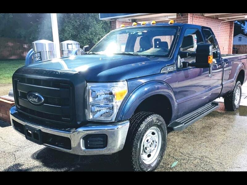 Ford F-250 SD XL SuperCab 4WD 2015