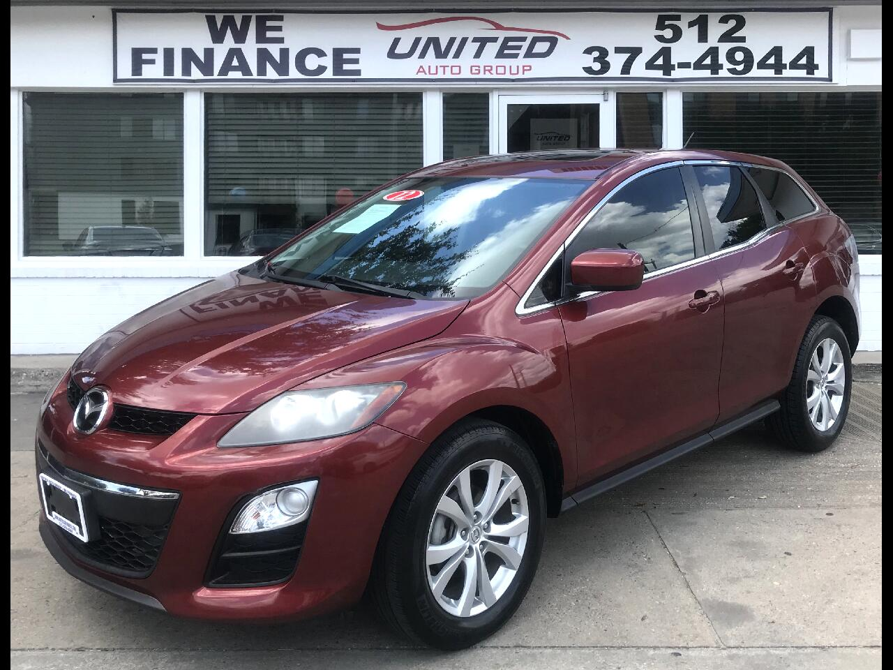 Mazda CX-7 FWD 4dr s Touring 2012