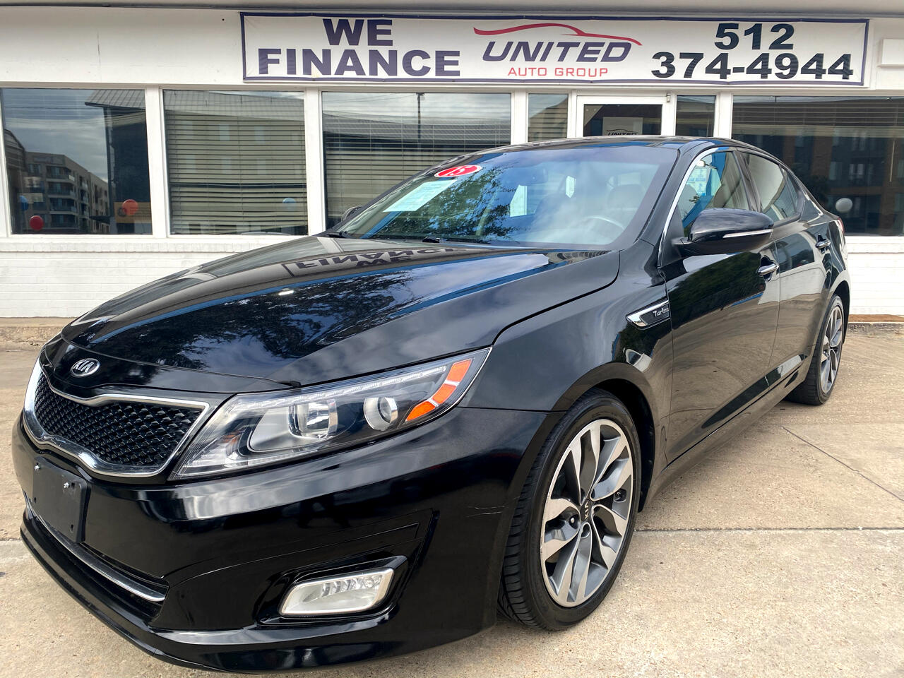Kia Optima 4dr Sdn SX Turbo 2015