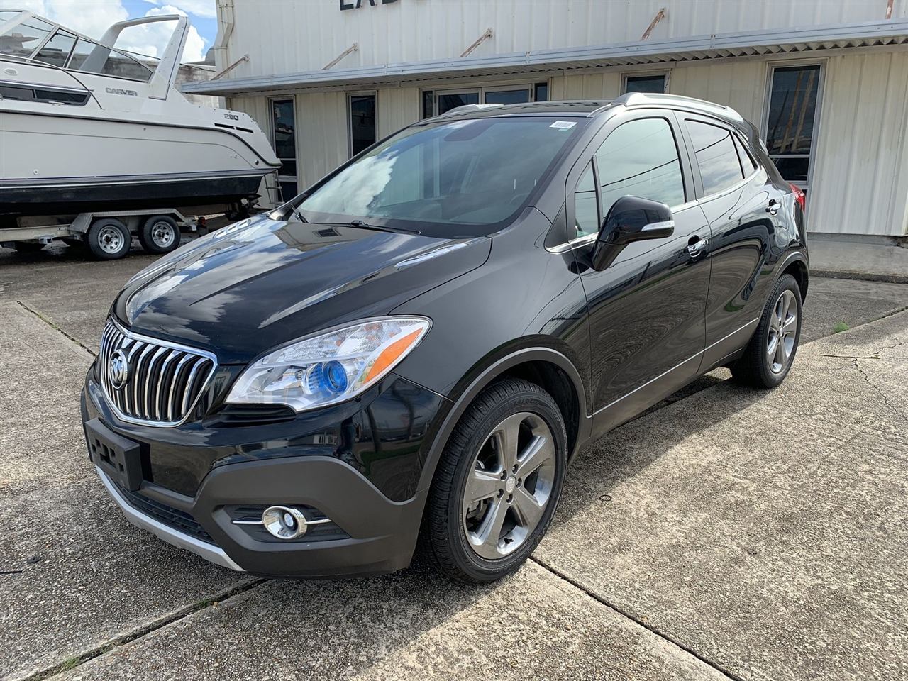 Buick Encore Leather FWD 2014