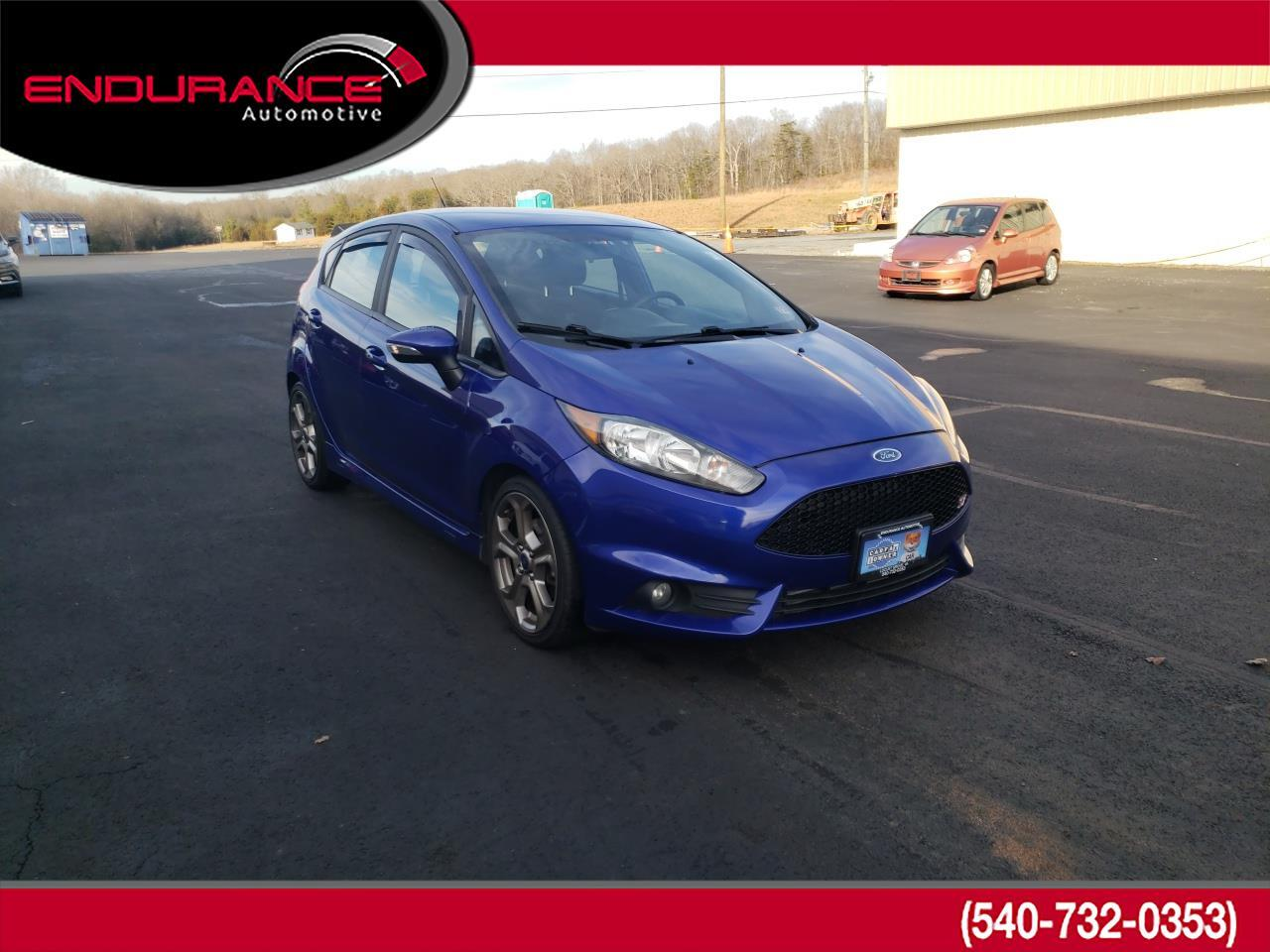 Ford Fiesta 5dr HB ST 2015
