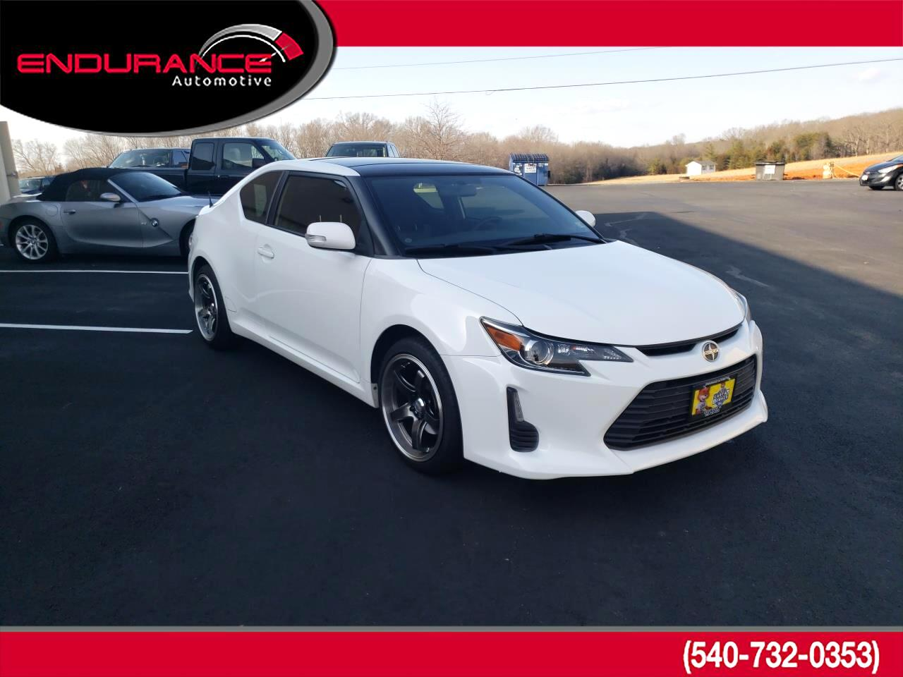 Scion tC 2dr HB Man (Natl) 2014