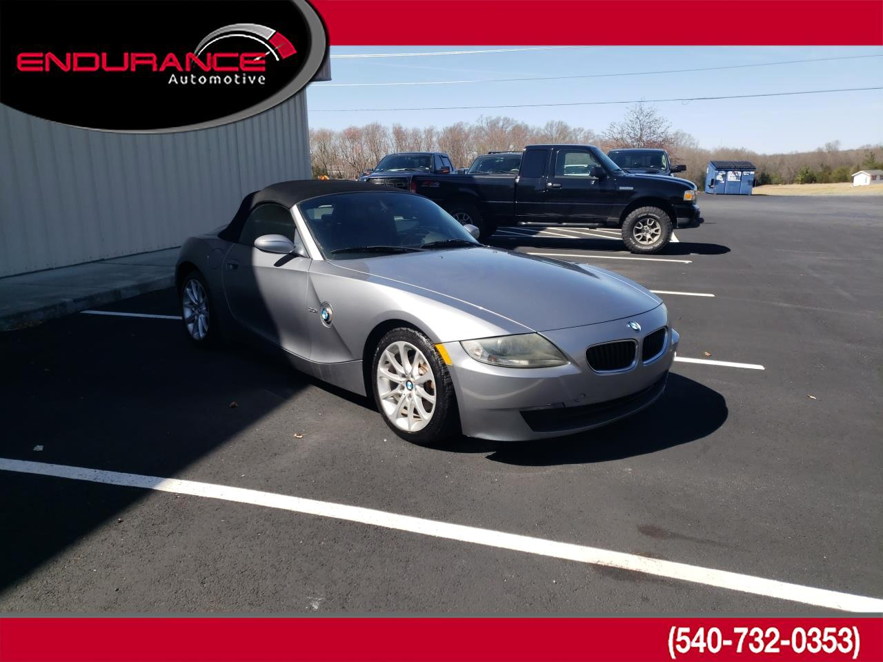 BMW Z4 Z4 2dr Roadster 3.0i 2006