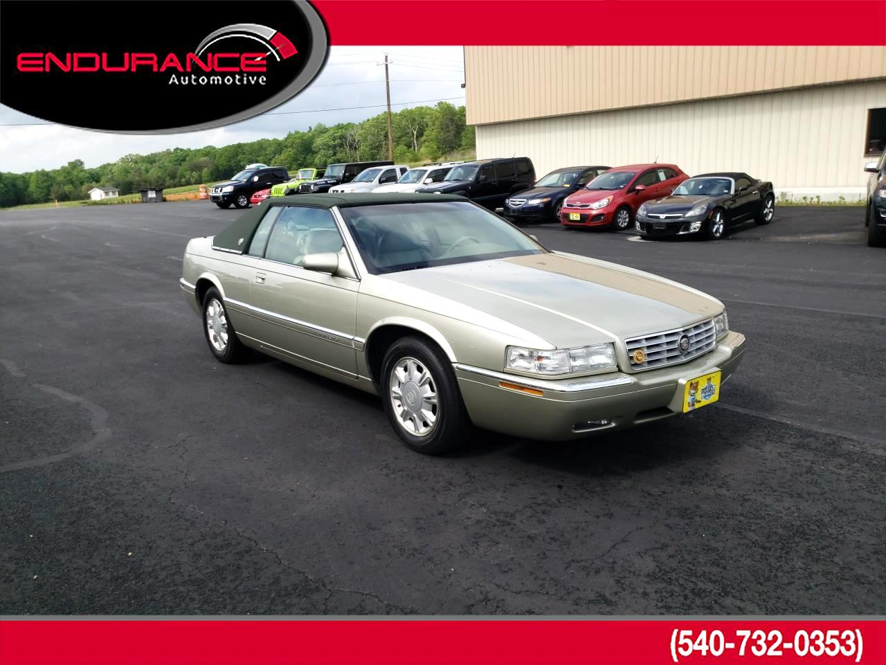 Cadillac Eldorado 2dr Cpe 1996