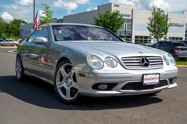 Mercedes-Benz CL-Class  2003