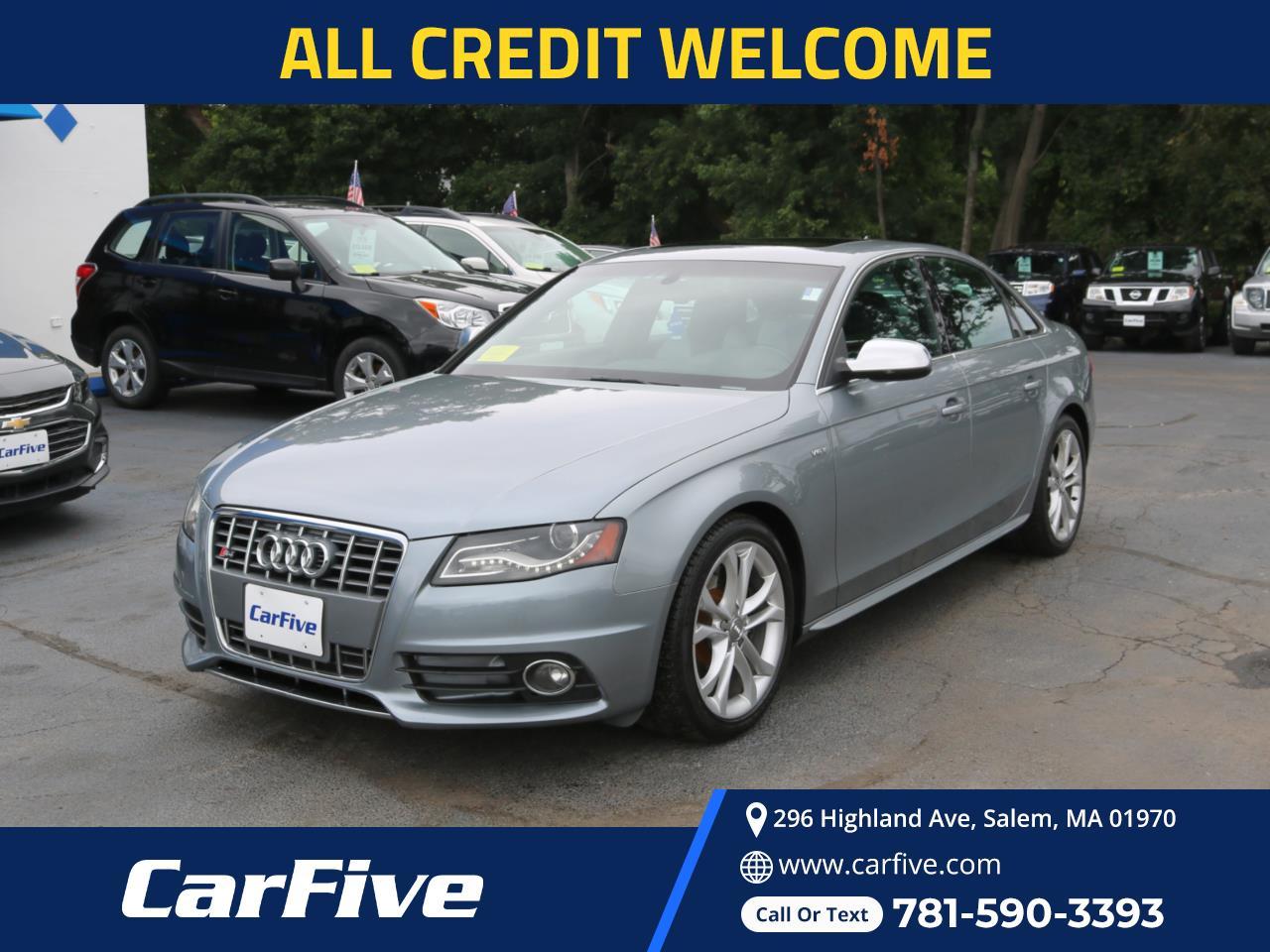 Audi S4 Premium quattro 2011