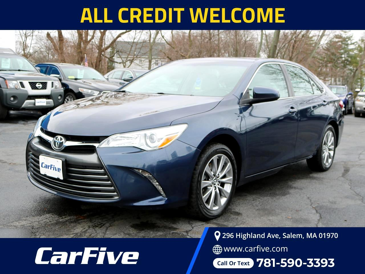 Toyota Camry 4dr Sdn I4 Auto XLE (Natl) 2016