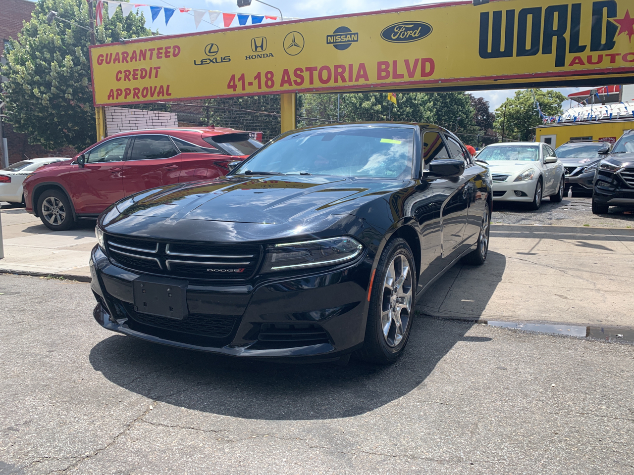Dodge Charger 4dr Sdn SE AWD 2015