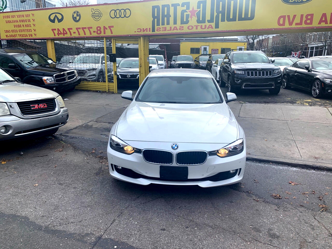 BMW 3 Series 4dr Sdn 328i xDrive AWD SULEV South Africa 2015