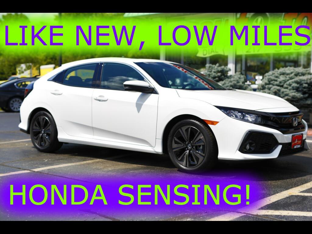 2017 Honda Civic EX w/ Honda Sensing
