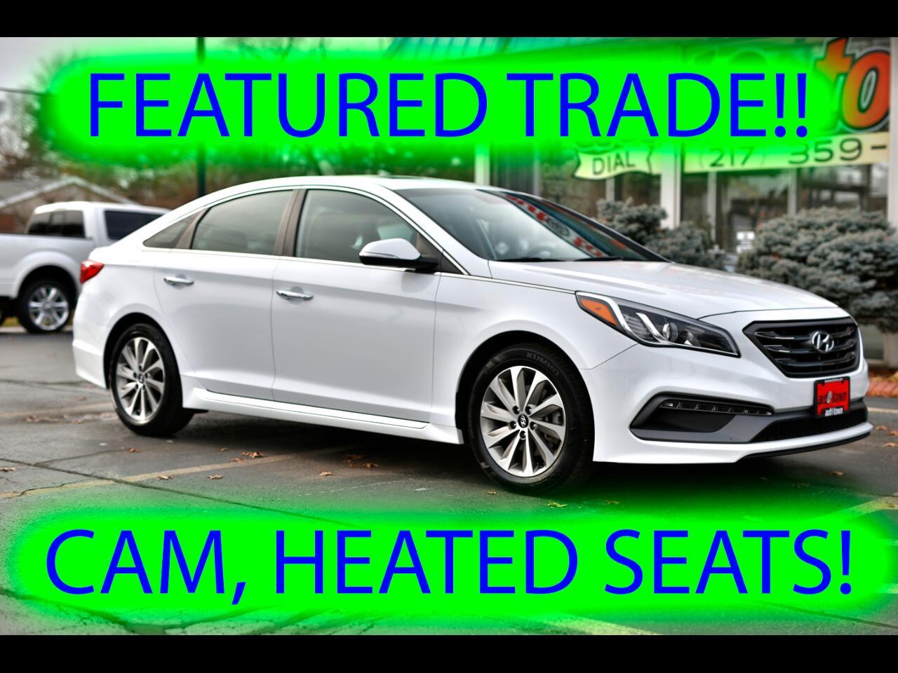 2017 Hyundai Sonata Sport