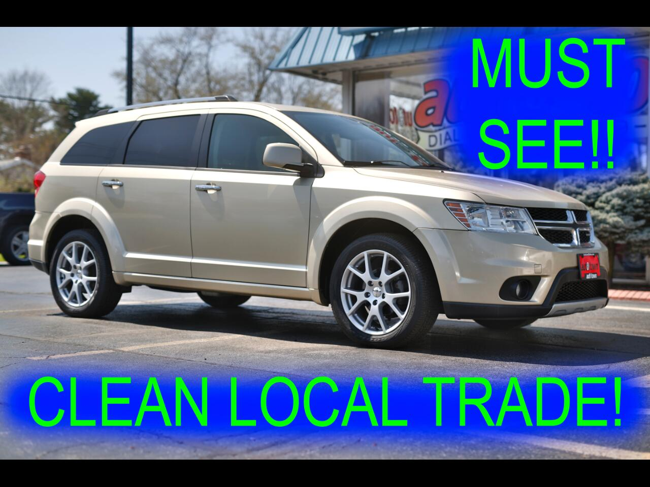Dodge Journey Crew AWD 2011