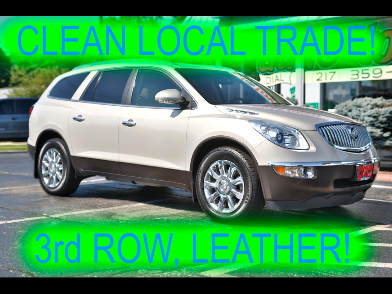 Buick Enclave Leather AWD 2012