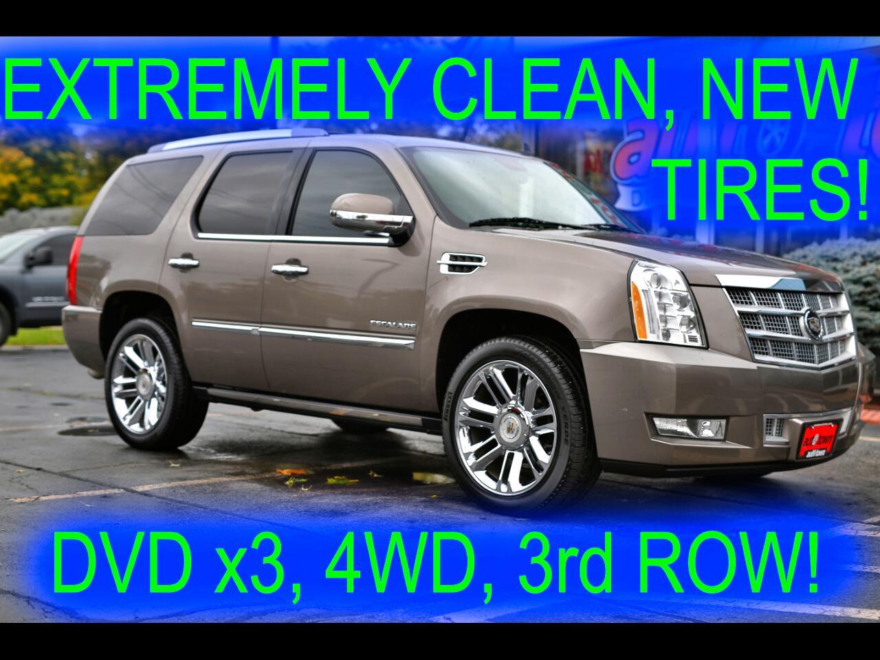 Cadillac Escalade AWD Platinum 2012