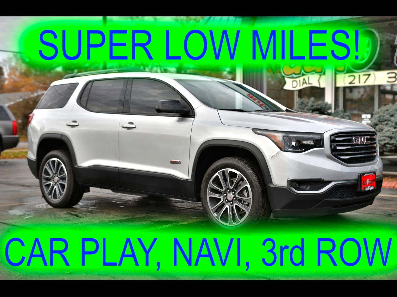 GMC Acadia All Terrain 2 AWD 2019