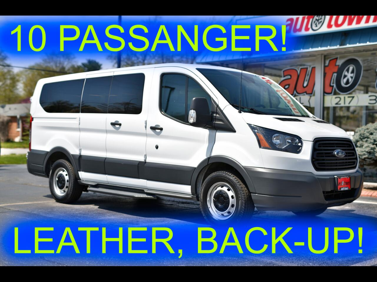 Ford Transit 150 Wagon Low Roof XL w/Sliding Pass. 130-in. WB 2018