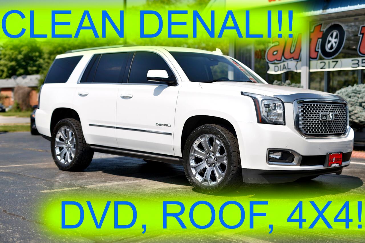 GMC Yukon Denali 4WD 2016