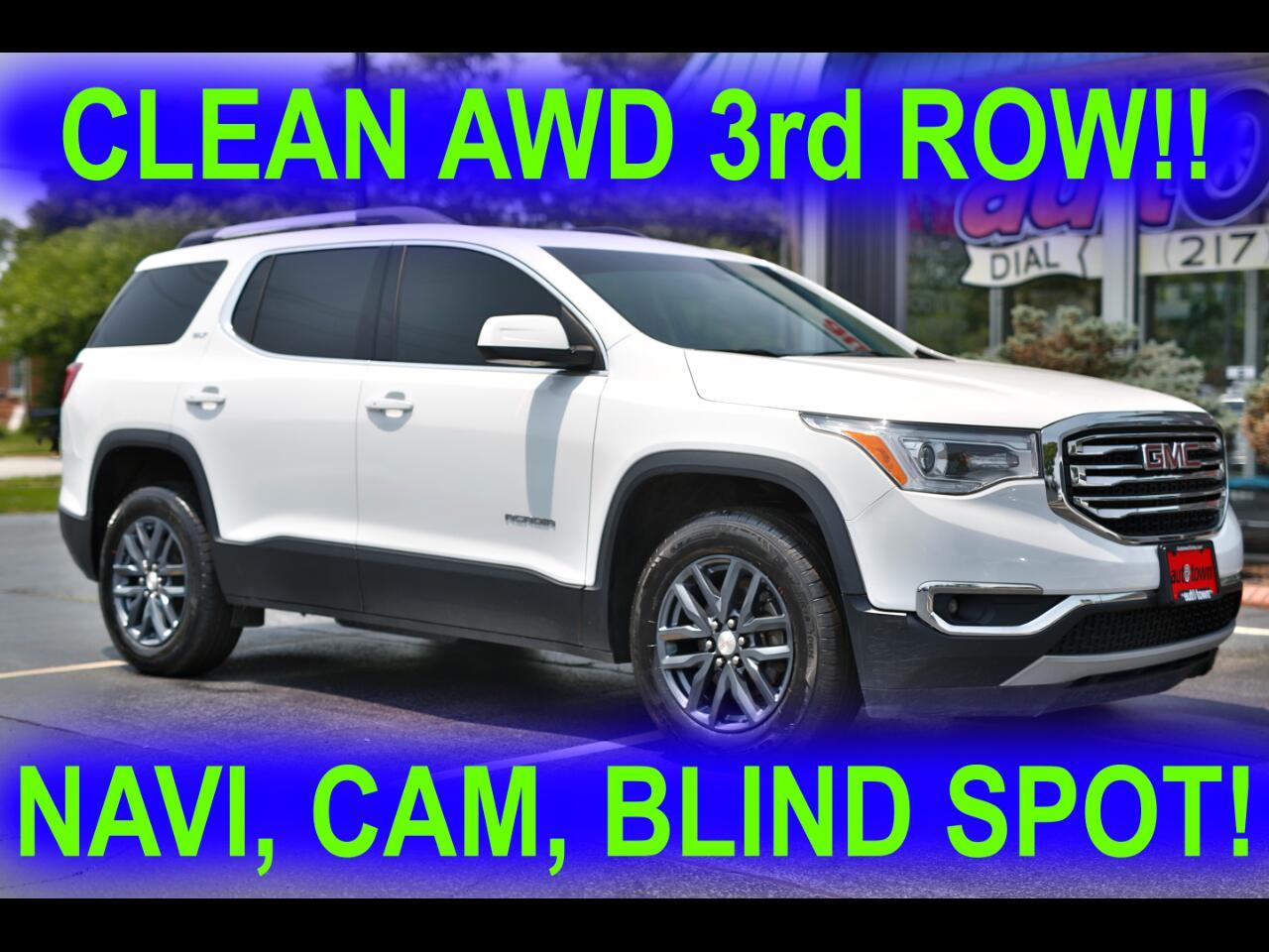 GMC Acadia SLT-1 AWD 2018