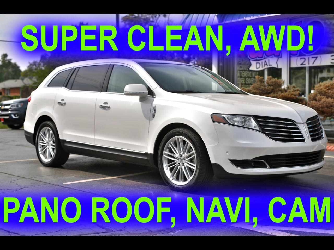 Lincoln MKT Base 4D SUV AWD 2019