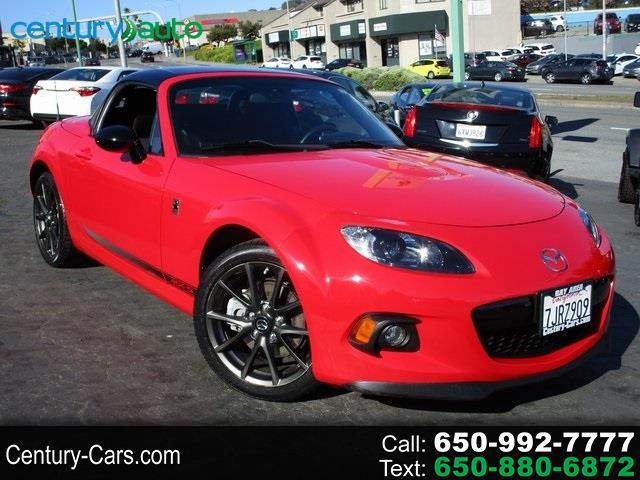 Mazda MX-5 Miata 2dr Conv Hard Top Man Club 2015