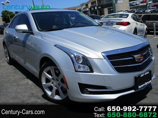 Cadillac ATS Sedan 4dr Sdn 2.5L Luxury RWD 2015