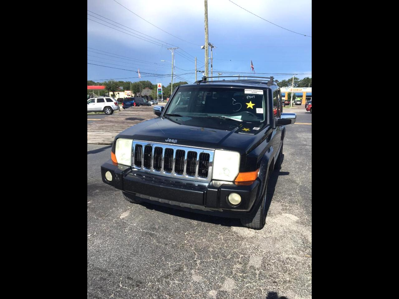 Jeep Commander Limited RWD 2009