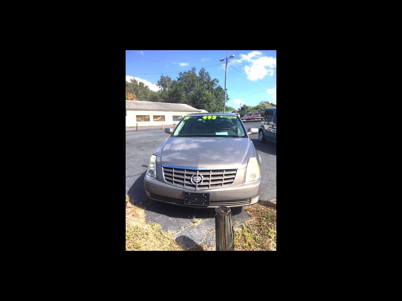 Cadillac DTS 4D Sedan 2006