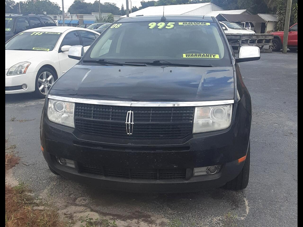 Lincoln MKX FWD 2008