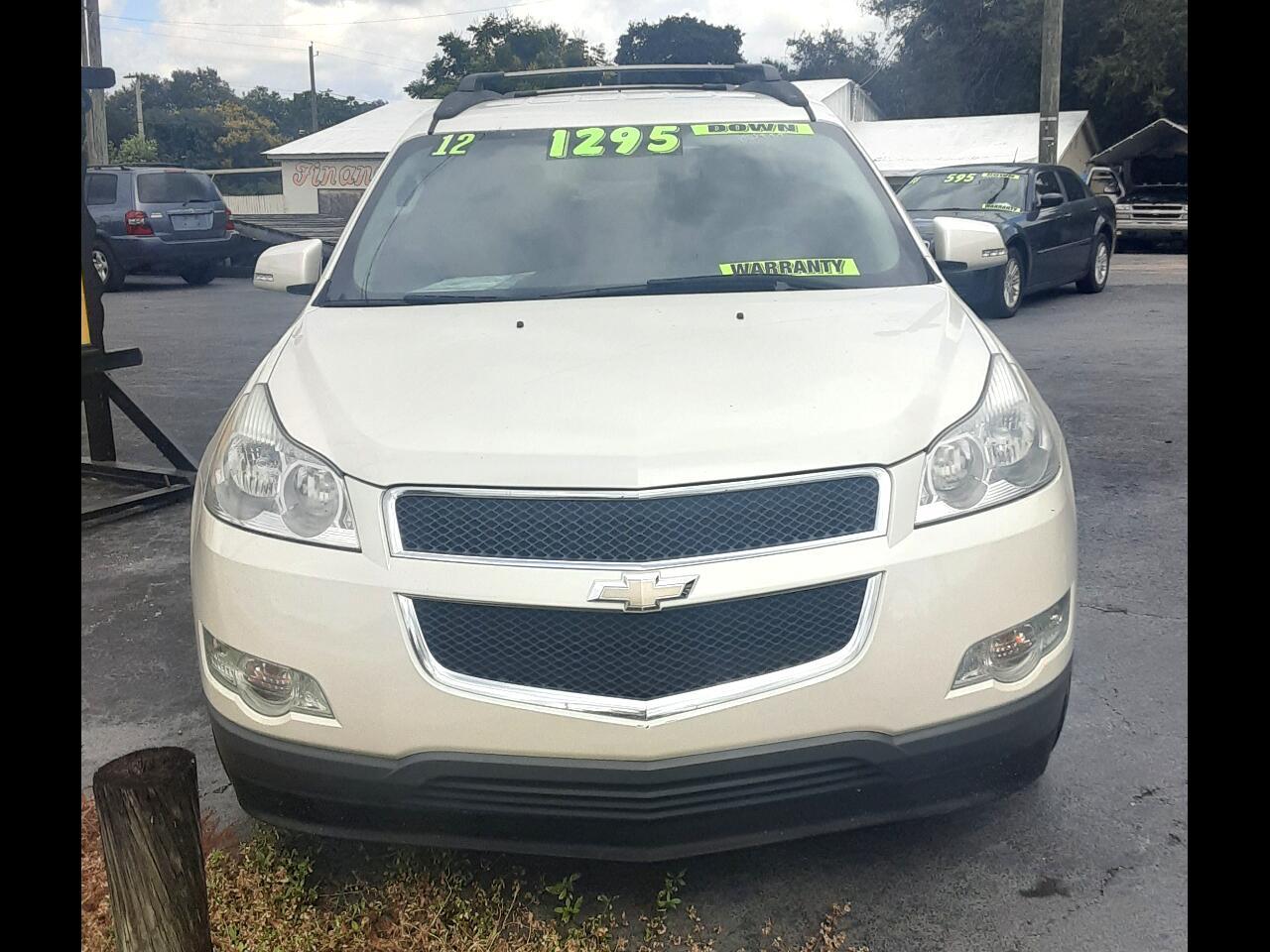 Chevrolet Traverse 2LT FWD 2012