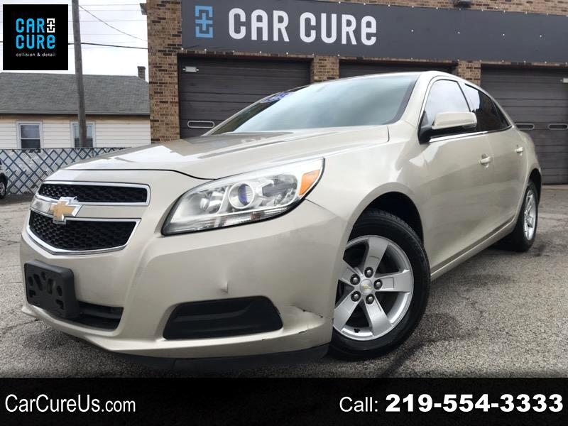 Chevrolet MALIBU LT Base 2013