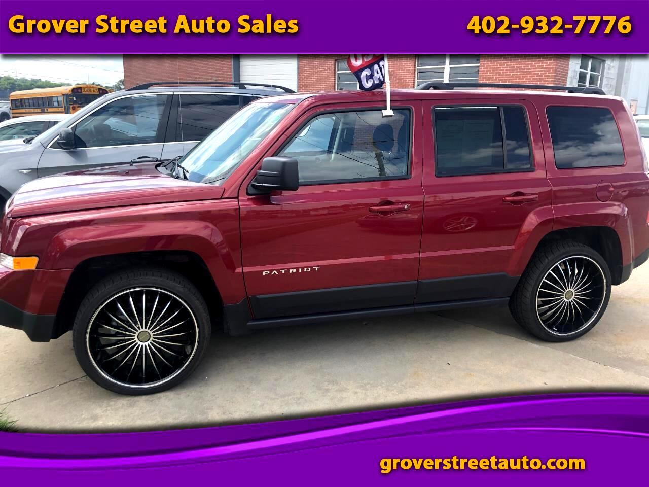 Jeep Patriot Sport 2WD 2017