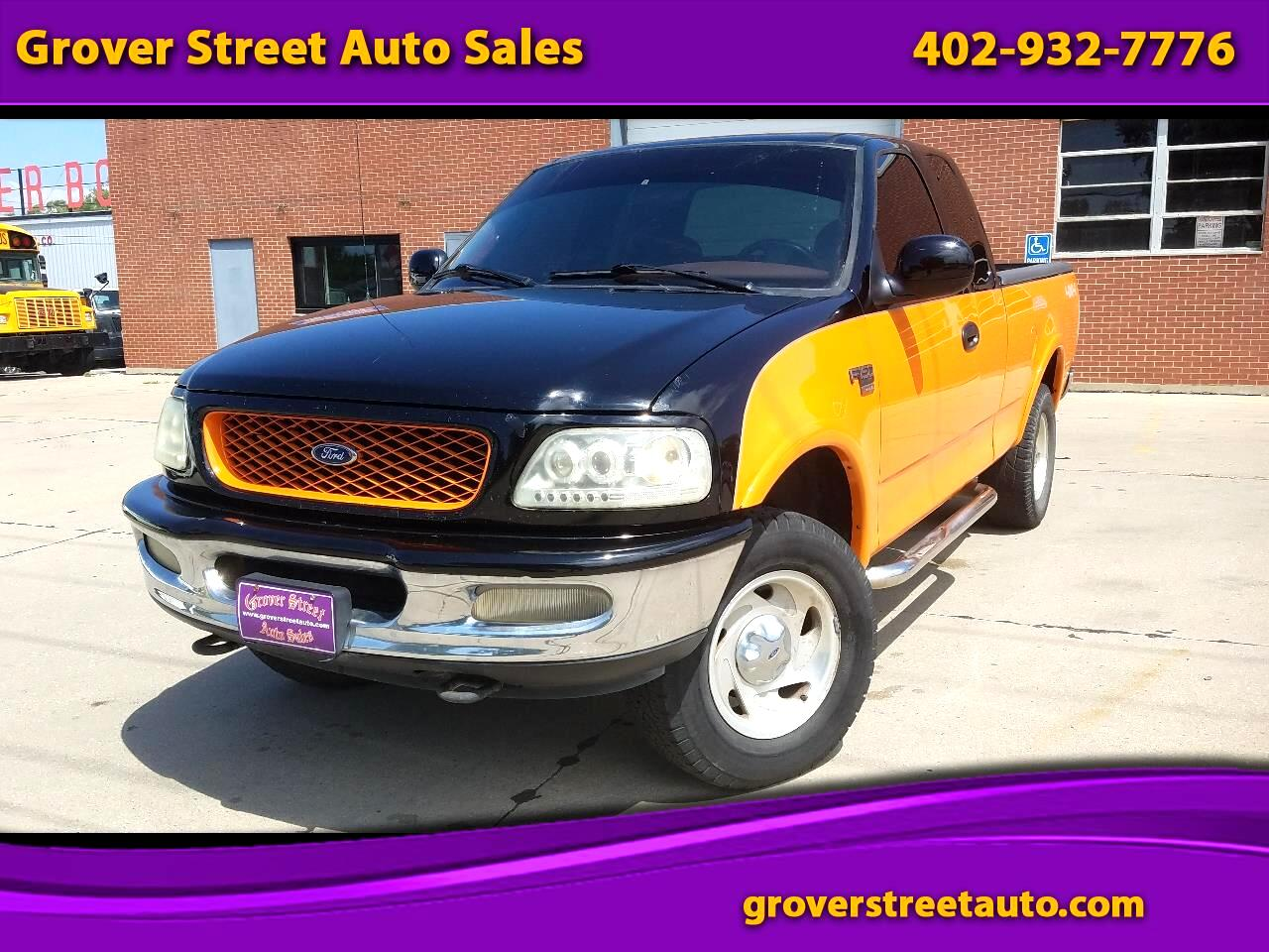Ford F-150 XL SuperCab Short Bed 4WD 1998