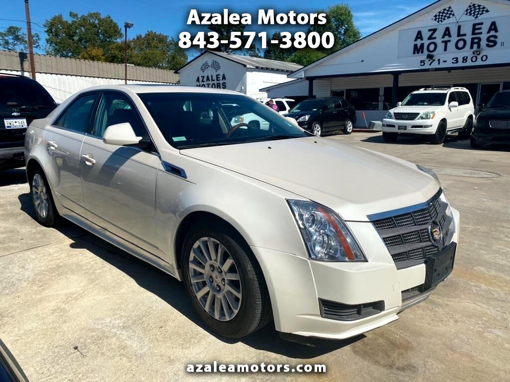 Cadillac CTS 3.0L Luxury 2011