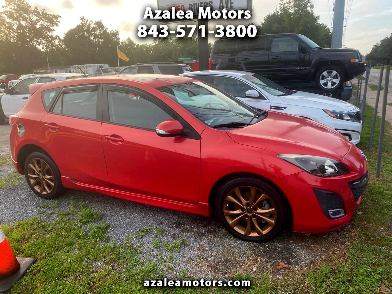 Mazda MAZDA3 s Sport 5-Door 2010