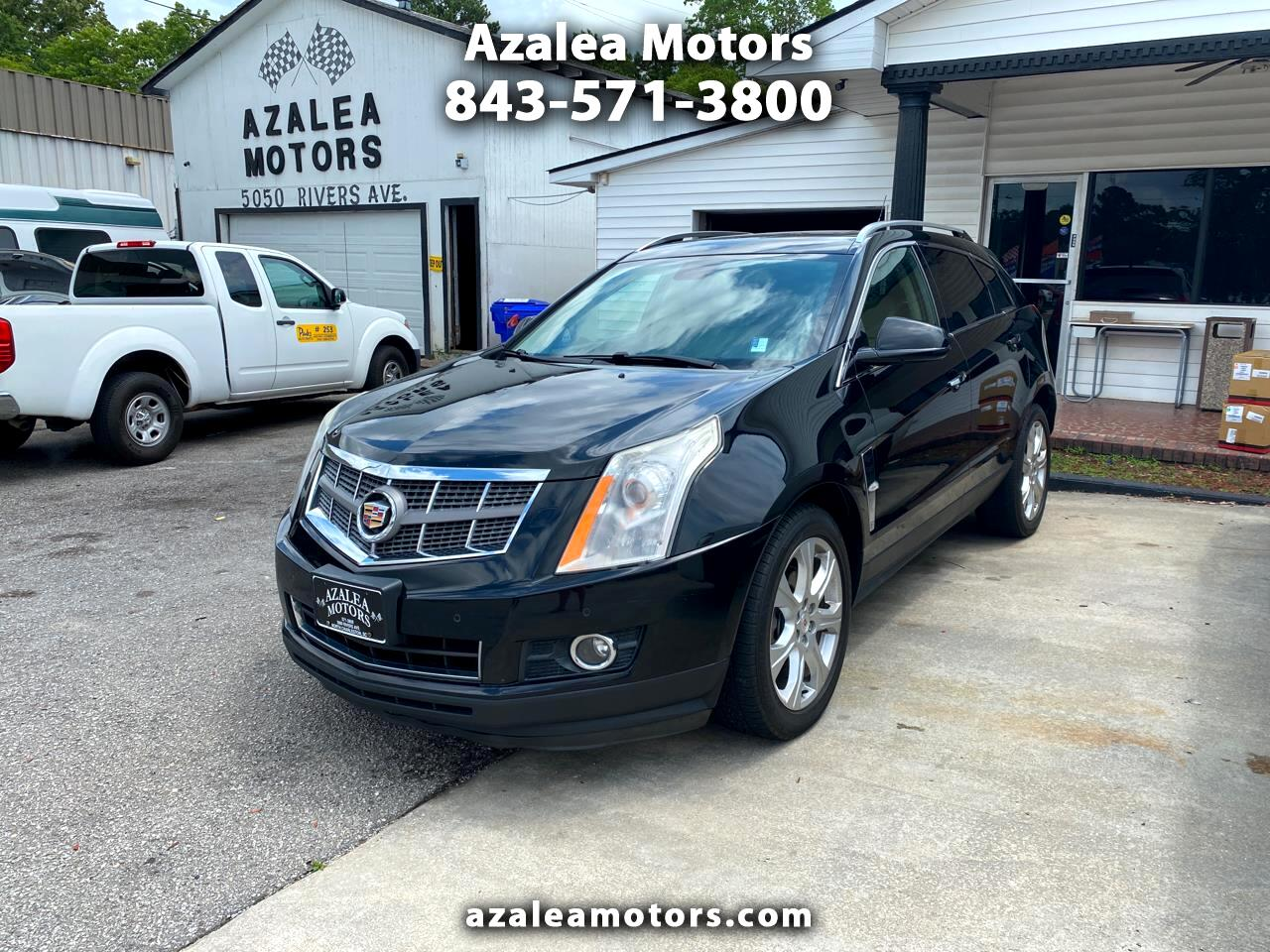 Cadillac SRX AWD Turbo Performance Collection 2010