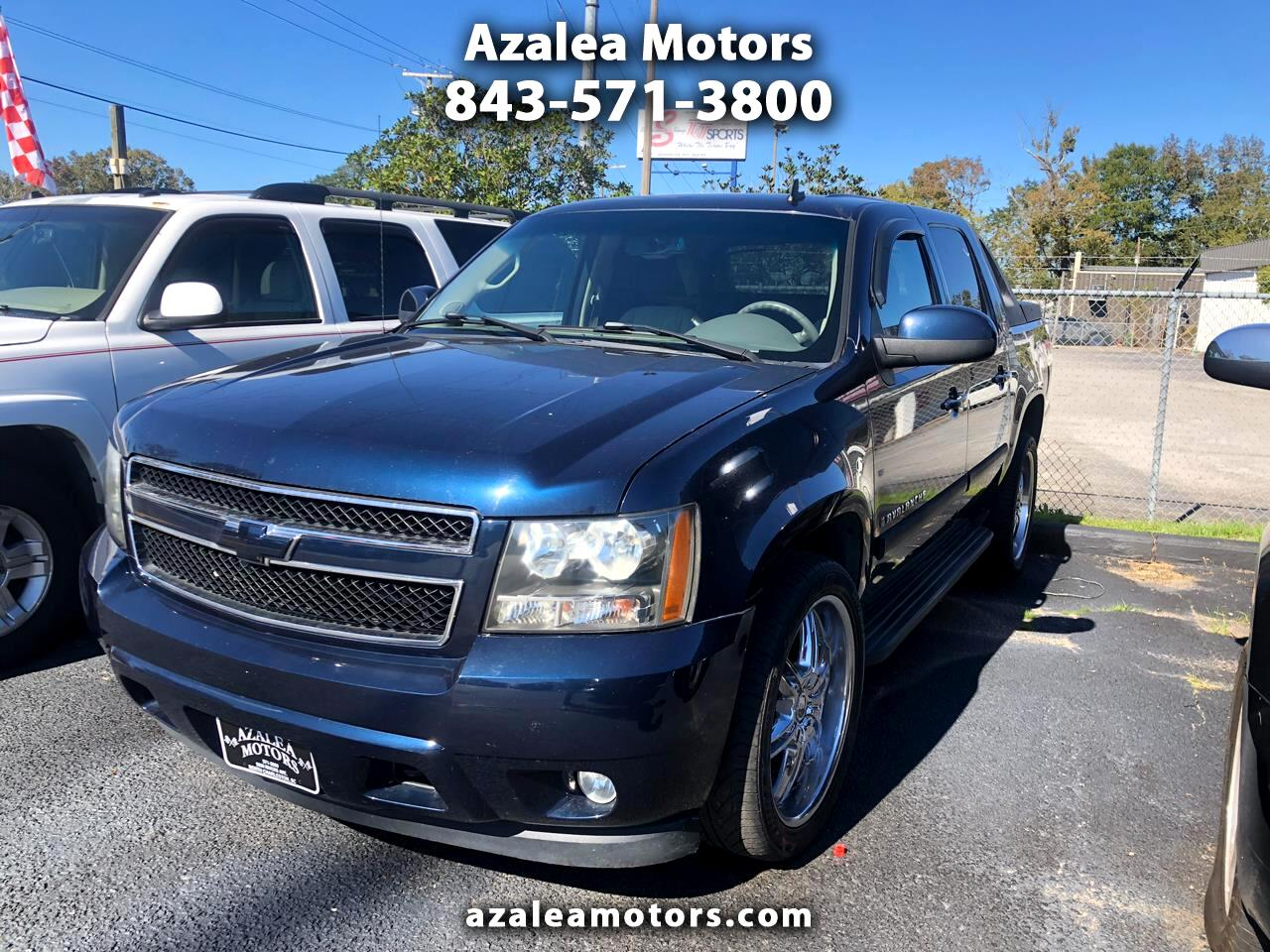 Chevrolet Avalanche LT1 4WD 2007