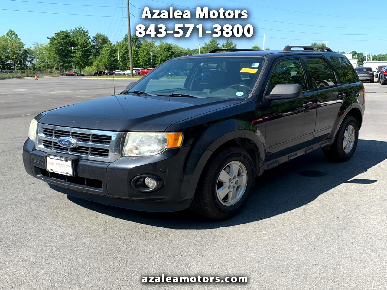 Ford Escape XLT 4WD 2011