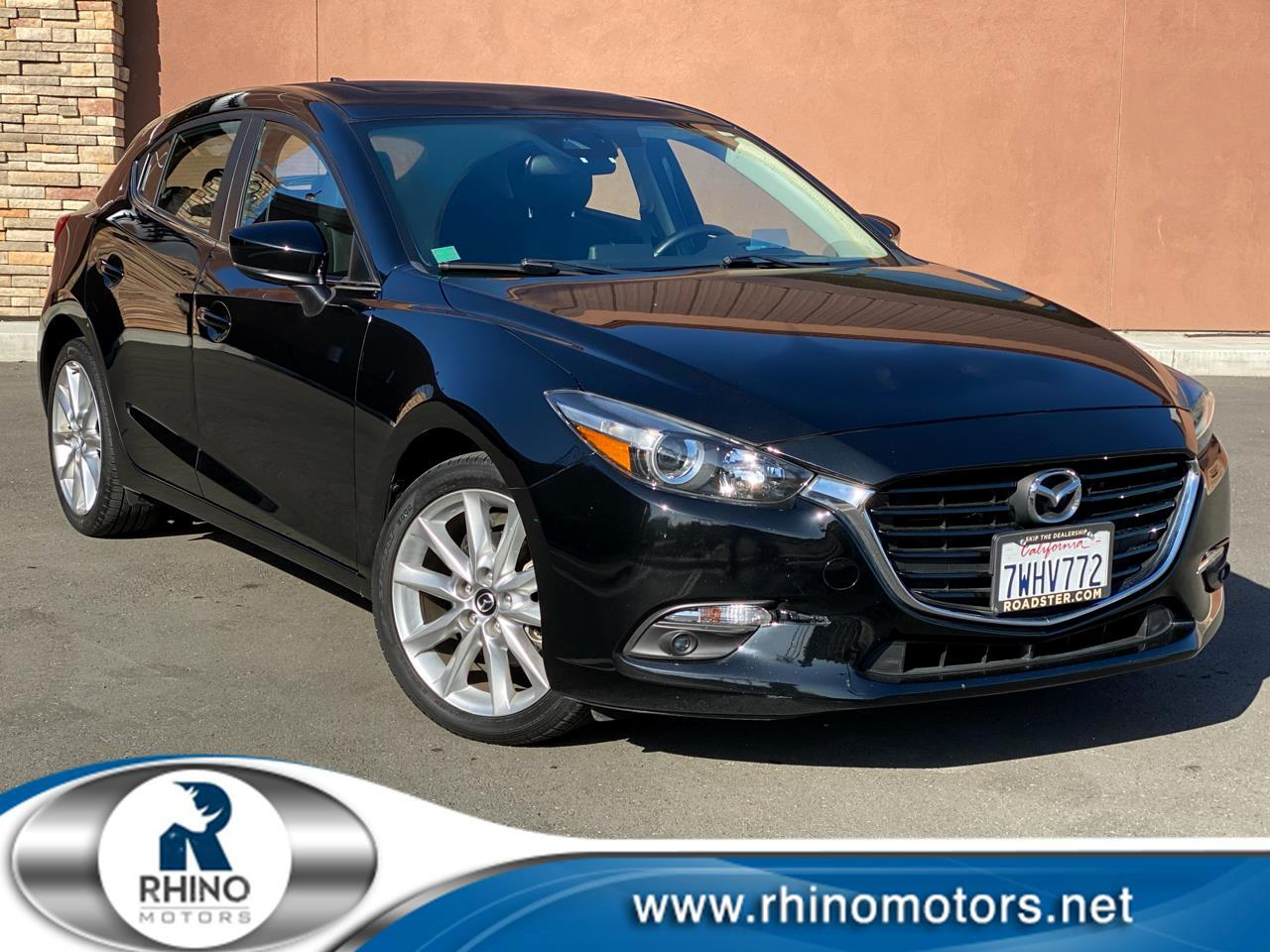 Mazda Mazda3 5-Door Grand Touring Auto 2017